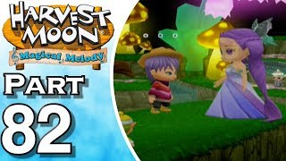 Let's Play Harvest Moon: Magical Melody (Gameplay + Walkthrough) Part 82 - Grand Finale