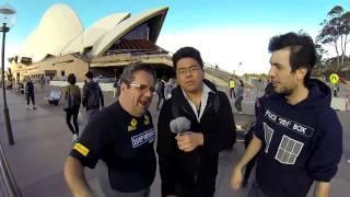 Diário do Loop #3 - Chegamos em Sydney, Mala extraviada e iOS 8/jailbreak!