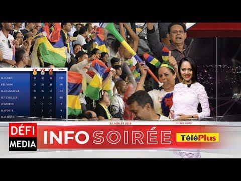 JIOI 2019 : 39 médailles d'or pour Maurice