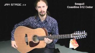 Seagull Coastline S12 CEDAR QI