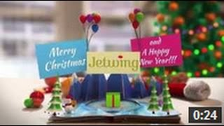 Season's Greetings from Jetwing Family