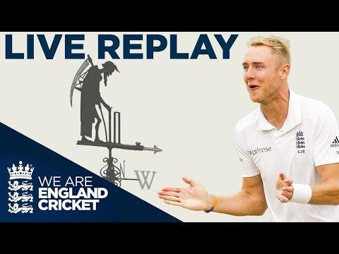 England vs Sri Lanka - Day 5 LIVE REPLAY | 1st Test - Lords 2014 | England 2020