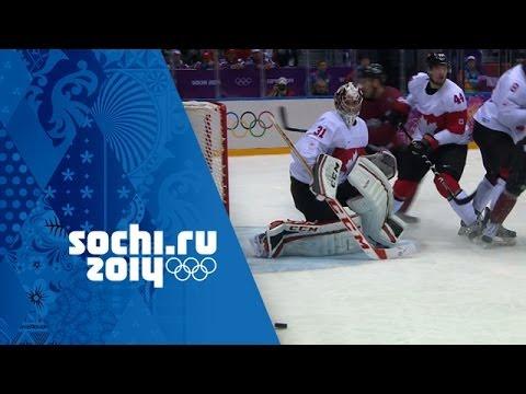 Ice Hockey - Men's Quarter-Final - Canada V Latvia | Sochi 2014 Winter Olympics