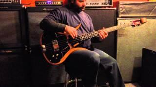 "Ampeg ASB-1 ""Devil Bass"""