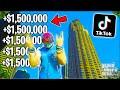 Testing Viral TikTok GTA 5 Online Money Glitches! Part 17