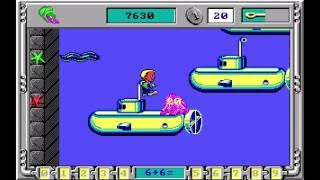 Math Rescue - Episode 1 (1992) [MS-DOS]