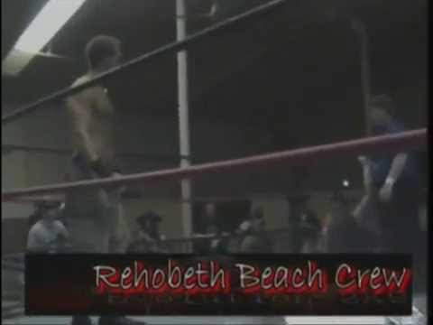 Rehoboth Beach Crew ( Zachary Shane & Tyler Hilton ) Vs. Ryan McBride & Teddy Stigma Part 2
