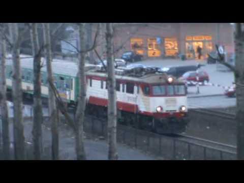 EP07, Mosina, Trasa Poznań-Wrocław