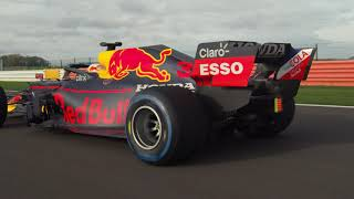 Red Bull Racing 2021 Filming Day RB16B - Shakedown Silverstone