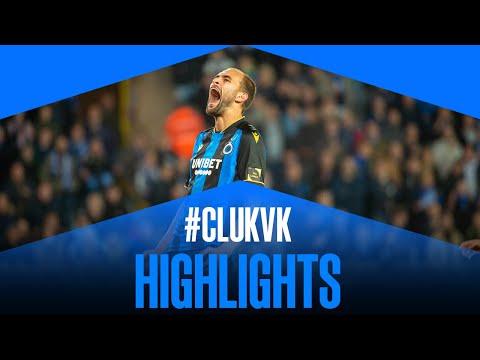 Club Brugge Kortrijk Goals And Highlights