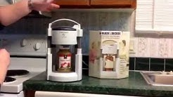 Black and Decker Automatic Jar Opener Demo