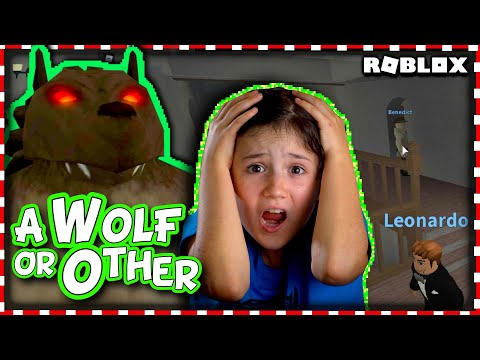 ROBLOX: A Wolf Or Other / WEREWOLF Murder Mystery! |