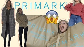 HUGE PRIMARK HAUL AUGUST 2018 AUTUMN IS COMING SO MUCH CUTE STUFF