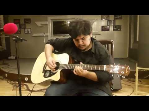 Mukhtarnama Theme Tone On Guitar