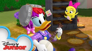 Country Fair Fun Time | Mickey Mouse MIxed-up Adventures | @Disney Junior