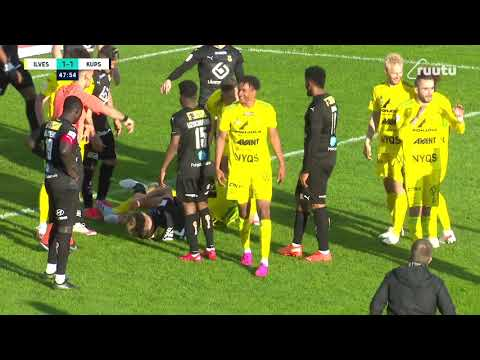 Ilves KuPS Goals And Highlights