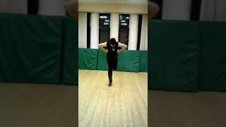 Народный танец. 1 урок
