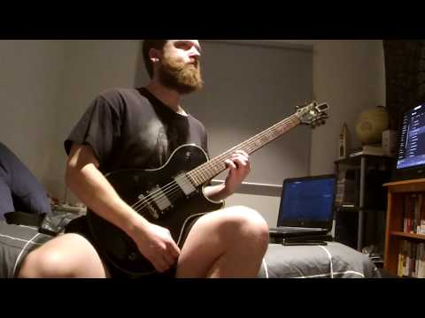 Swollen and Halo - Baroness guitar cover mp3