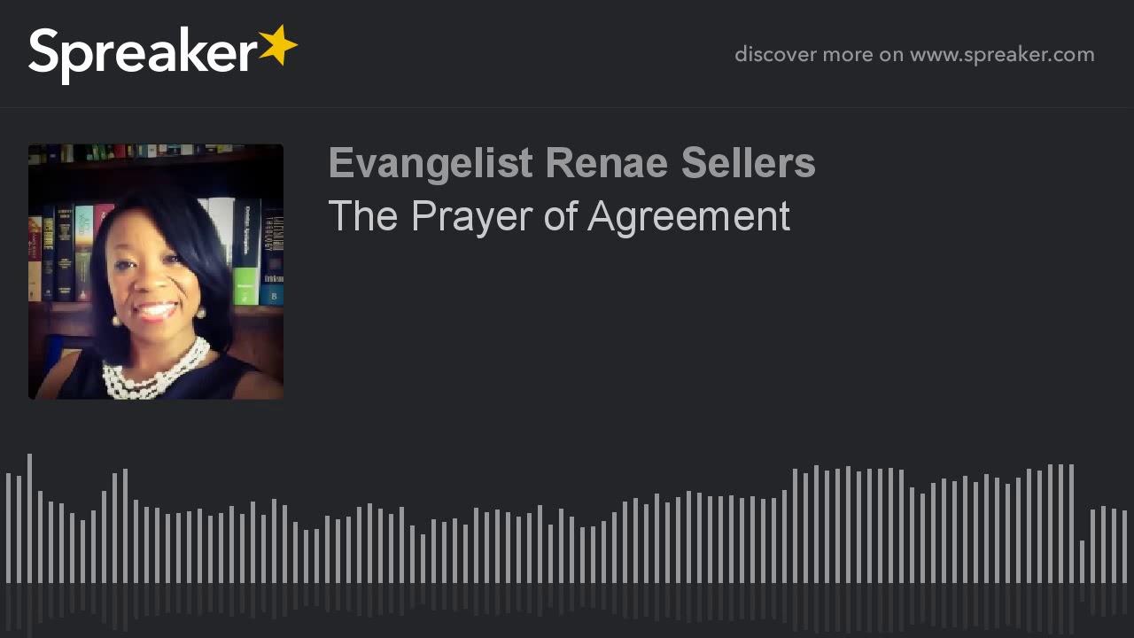 The Prayer Of Agreement