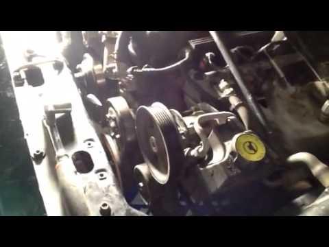 Serpentine Belt 1999 Jeep Cherokee Sport - YouTube