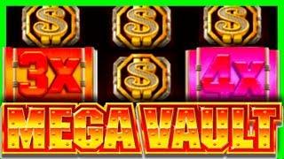 💰HUGE MEGA VAULT WIN 💰 $4 BETS ➜ JACKPOT VAULT ✦ EZ Life Slot Jackpots