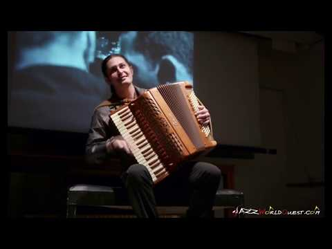 La Valse d'Amélie - Yann Tiersen Marco Lo Russo concert Istituto Italiano di Cultura Montreal Canada