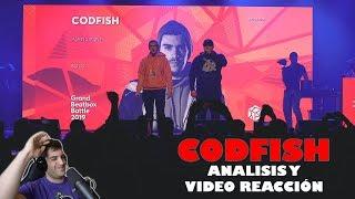 Eliminatoria Codfish GBB 2019   Videoreaccion y analisis de la GBB 2019   Orodreth