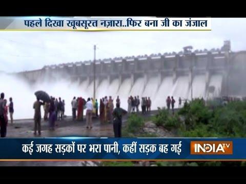 Monsoon 2015: Heavy Rains Lash Rajasthan - India TV
