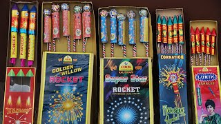 Rockets Testing Which Rocket should you buy