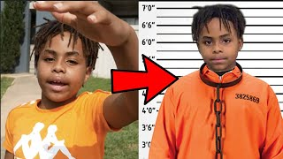 12 YEAR OLD RAPPER SENTENCED TO JAIL (LIL RODNEY)