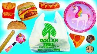 Unicorns , Squishies , Plush Food ! Dollar Tree Store $1 Haul - Cookie Swirl C