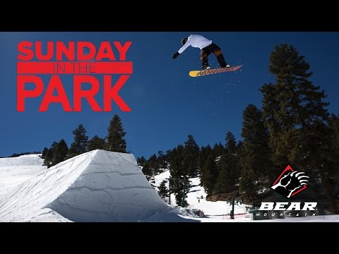 Sunday in the Park 2017 : Episode 8   TransWorld SNOWboarding