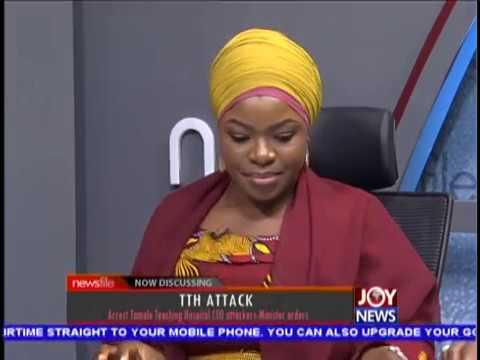 TTH Attack - Newsfile on JoyNews (18-8-18)