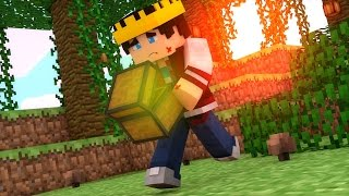 Como Criar Uma Loja Com Placas!? - Minecraft Full PvP #6