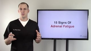 15 Signs Of Adrenal Fatigue