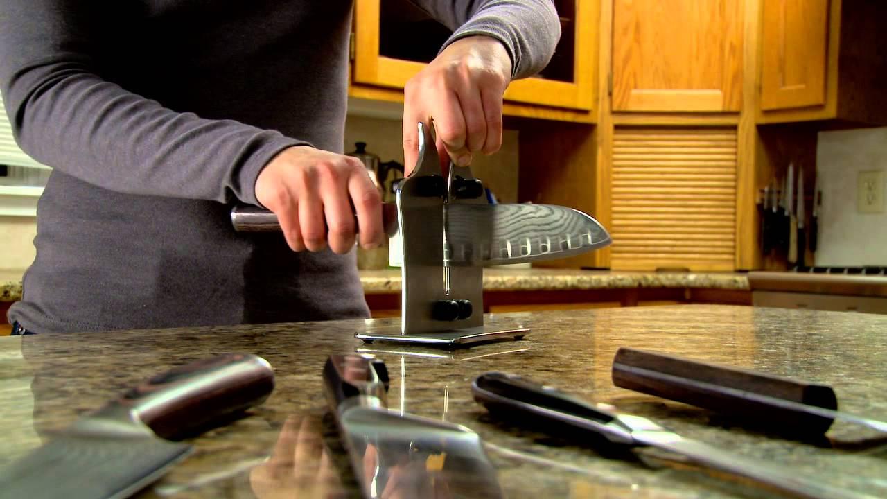 Brod And Taylor Professional Knife Sharpener Knife Sharpener Reviews
