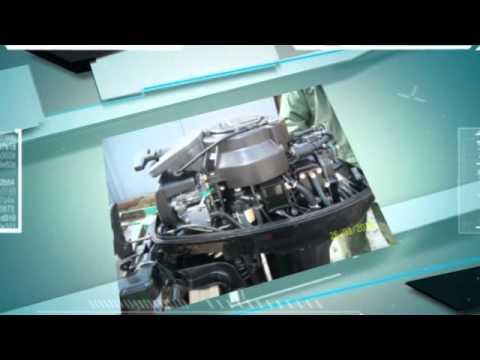 Стабилизатор для лодочного мотора. - YouTube