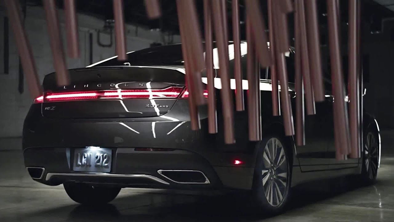 2019 Lincoln Mkz Full Review Youtube