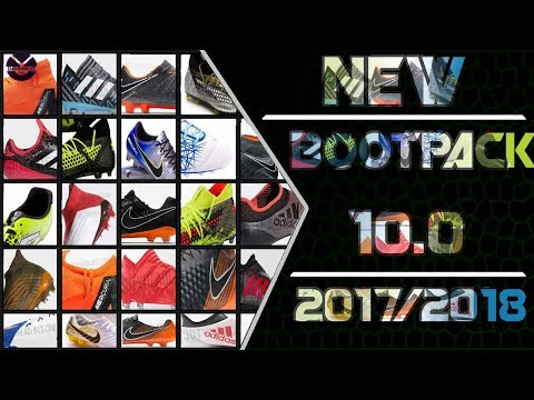 PES 2013 NEW BOOTPACK 10.0 2017/2018 By DaViDBrAz