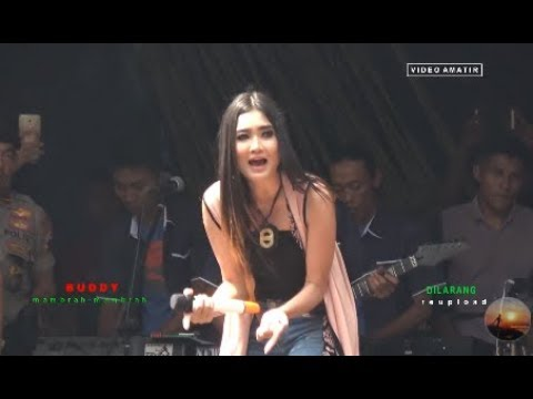 Nella Kharisma - Ditinggal Rabi - OM New Savana LIVE TRMS Serulingmas Banjarnegara