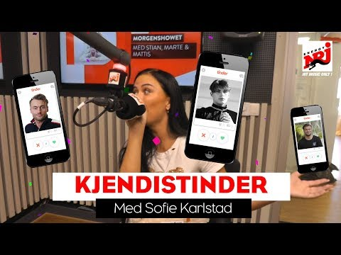 Paradise-Sofie spiller kjendistinder (Adrian Sellevoll, Erik Sæter, Petter Northug m.m)