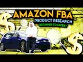 Amazon FBA Product Research STEP BY STEP - BEGINNER TO EXPERT [Find a Product in MINUTES]