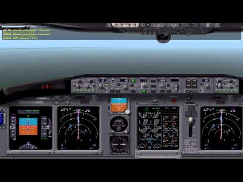X-Plane 10 - Ft Lauderdale To Grand Bahama