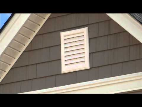 Gable Vents SD Video Sharing