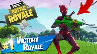Stage 5 Lynx Skin Gameplay In Fortnite Battle Royale