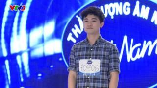 Vietnam Idol 2015 - Tập 4 - Tóc ngắn & Feeling good - Bùi Minh Quân