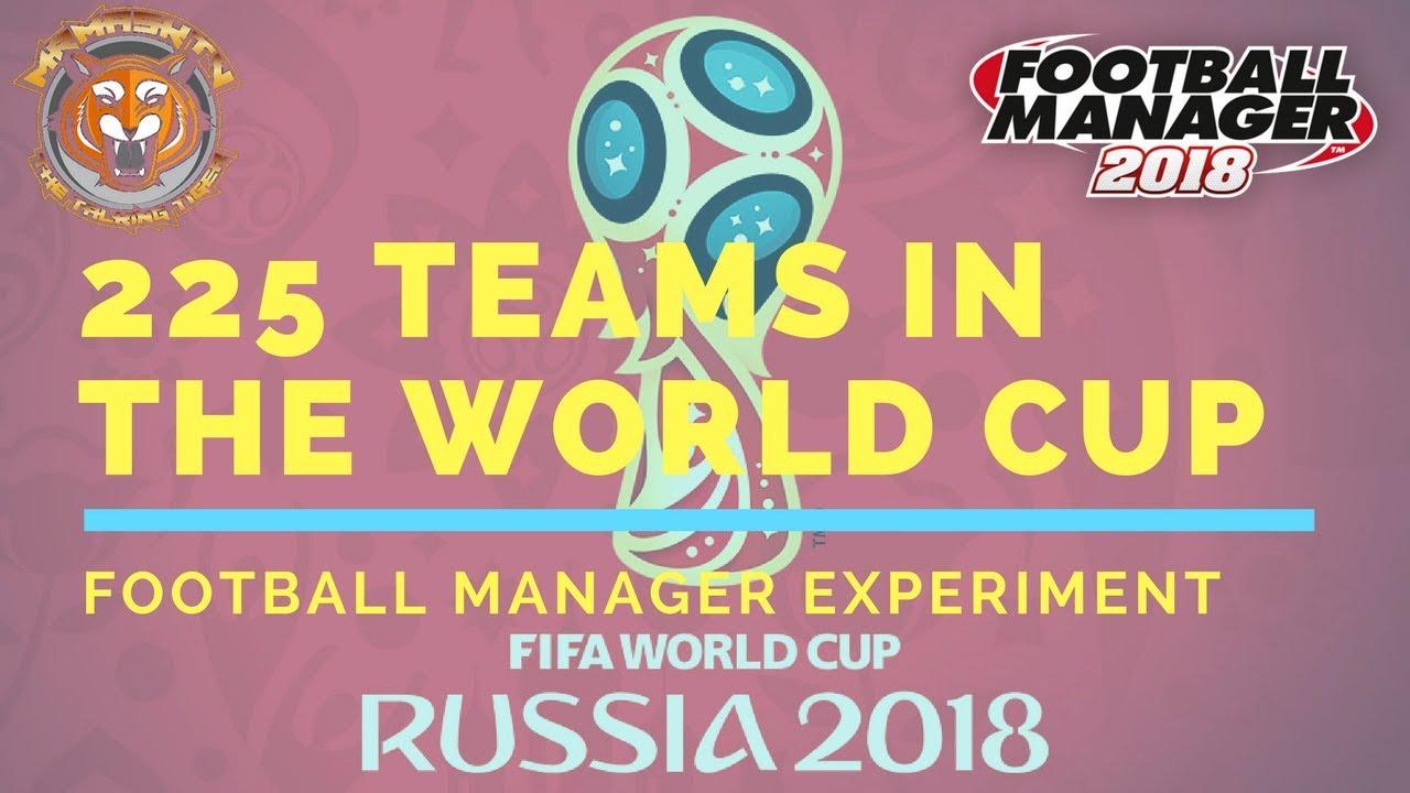 23fb1cef598 225 TEAMS IN THE WORLD CUP