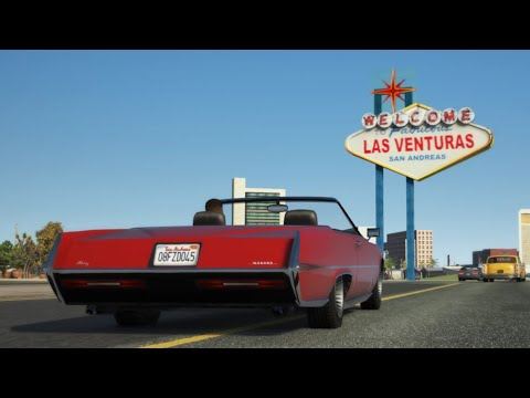 Las Venturas, 1992   GTA V