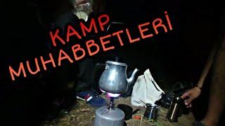 KAMP MUHABBETLERİ - TABU OYNADIK