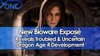 New Bioware Exposé Reveals Troubled & Uncertain Dragon Age 4 Development